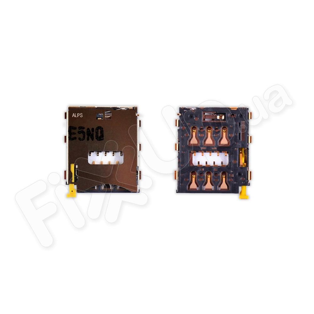 Слот для сим карты Sony D5803, D5833, D6603, D6633, D6643, D6653 фото 1
