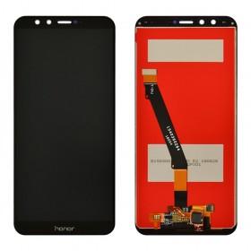 Дисплей Huawei Honor 9 Lite (LLD-L31) с тачскрином в сборе, без рамки,  цвет черный