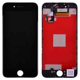 Дисплей iPhone 6S с тачскрином в сборе,  цвет черный, оригинал китай