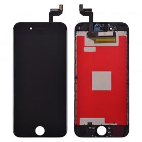 Дисплей iPhone 6S с тачскрином в сборе, оригинальная подсветка,  цвет черный