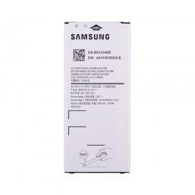 Аккумулятор для Samsung Galaxy A3, A310F, A310M, A310N, A310Y (2016) (EB-BA310ABE), емкость 2300mAh, copy