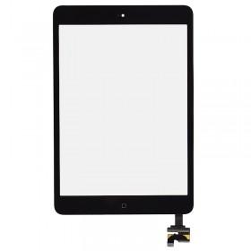 Тачскрин (сенсор) iPad Mini/ iPad Mini 2 Retina, с кнопкой,  цвет black, copy