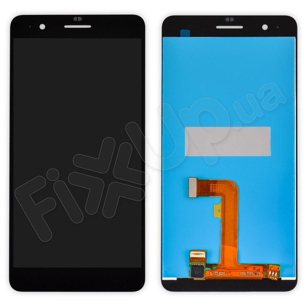 Дисплей Huawei Honor 6 Plus (PE-TL10) с тачскрином в сборе, цвет черный фото 1