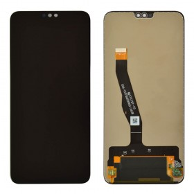 Дисплей для Huawei Honor 8X с тачскрином в сборе,  цвет черный, оригинал, без рамки