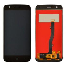 Дисплей для ZTE V8 Lite с тачскрином в сборе,  цвет черный, без рамки