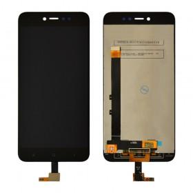 Дисплей Xiaomi Redmi Note 5A Prime/Redmi Y1 с тачскрином в сборе, оригинал, без рамки,  цвет черный