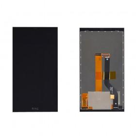 Дисплей HTC Desire 626, 626G Dual Sim  с тачскрином в сборе,  цвет черный, без рамки