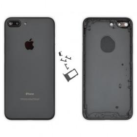 Корпус iPhone 7 Plus (5.5),  цвет black matte, original