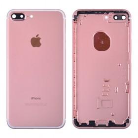 Корпус iPhone 7 Plus (5.5), original,  цвет pink