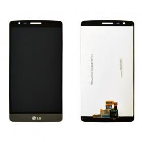 Дисплей LG D722 G3S, D724 с тачскрином в сборе, без рамки,  цвет grey