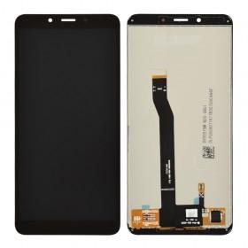 Дисплей для Xiaomi Redmi 6, Redmi 6A с тачскрином в сборе,  цвет черный, оригинал, без рамки