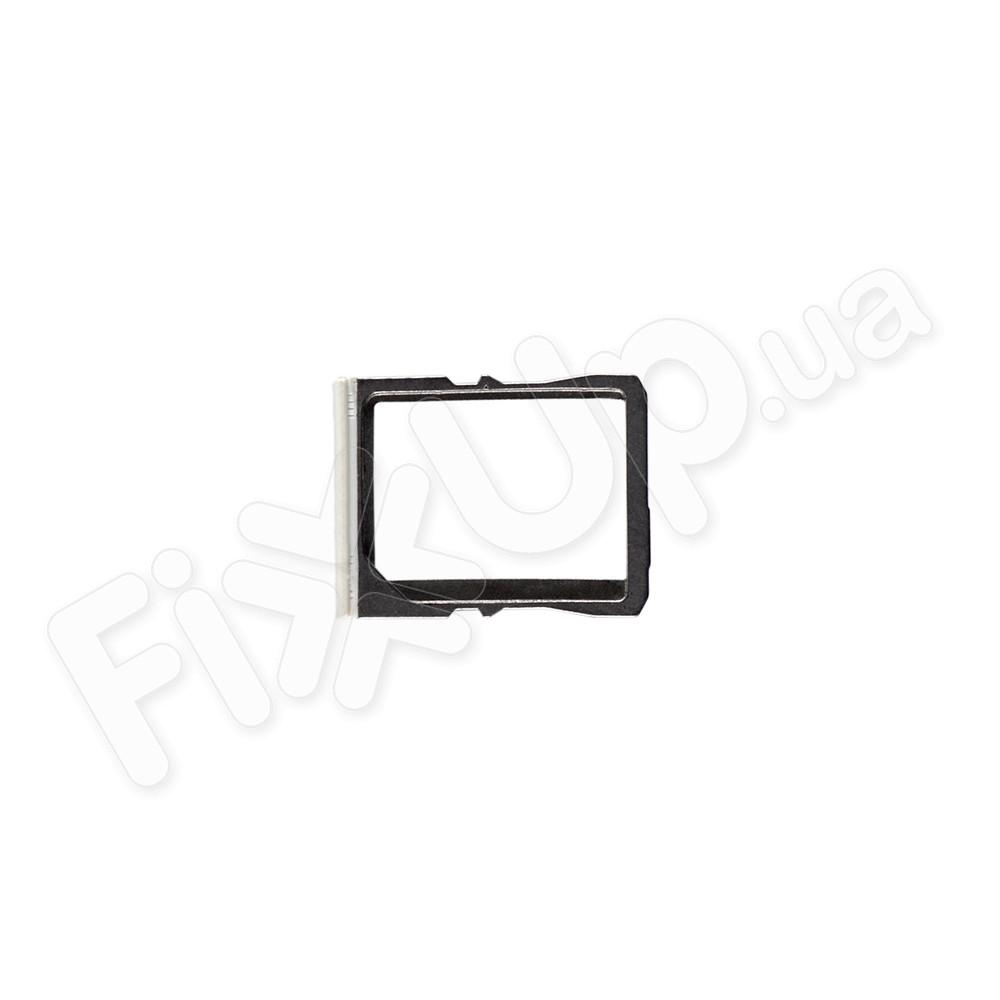 Лоток для сим карты HTC One V (T320e), цвет белый фото 1