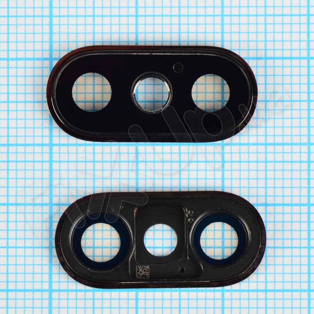 Стекло камеры для iPhone XS, iPhone XS Max, цвет золотой фото 1