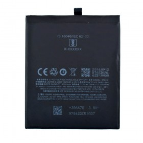 Аккумулятор для Meizu MX6 (BT65M), емкость 4000 mAh