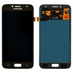 Дисплей для Samsung j250H / DS Galaxy J2 с тачскрином в сборе, без рамки,  цвет black, prc tft с регулировкой