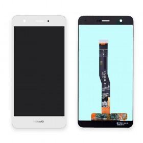 Дисплей Huawei Nova (CAN-L11) с тачскрином в сборе,  цвет белый, без рамки, копия высокого качества