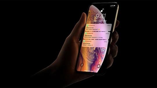 Программные и технические особенности iPhone Xs, iPhone Xs Max