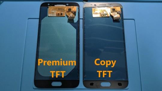 Представляем новую категорию качества - Premium TFT LCD Samsung.